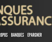 Banques et Assurances : le site