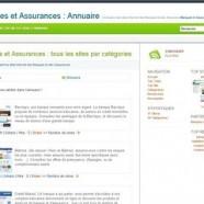 Un annuaire des banques et des assurances